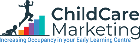 Child Care Marketing Logo